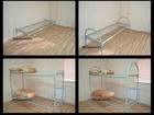 Увидеть foto Строительные материалы Предлагаем металлические кровати с бесплатной доставкой 34683247 в Нижнем Новгороде