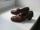 Уникальное фото Женская обувь Туфли, натур, кожа, Англия, р, 35 39294962 в Владимире