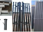 Скачать фотографию  Столбы металлические для забора оптом и в розницу с доставкой 69611761 в Крымске