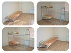 Уникальное фото  Кровати, столы, табуретки, тумба, шкаф для рабочих 75877334 в Бахчисарай