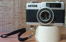Фотоаппарат Canon Lens SH 28mm 1:2, 8 demi EE28 плёночный