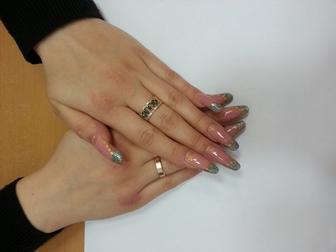 Новое фотографию  Наращивание ногтей 34600574 в Владимире