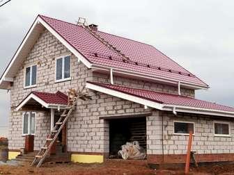 Просмотреть фото  Строительство домов от фундамента до кровли 69187252 в Владимире