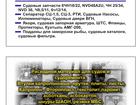 Просмотреть фото Транспорт, грузоперевозки Коуши для стальных канатов ОСТ 5, 2313-79 39441732 в Владивостоке
