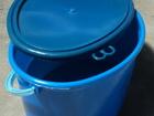 Смотреть изображение Разное Ведро пластиковое(пищевое) овальное 11 литров с крышкой 69882506 в Владивостоке