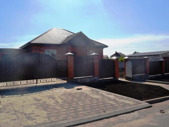 Скачать фото Продажа домов Город Белгород, Продам 1-эт, коттедж 120 м? (кирпич), на участке 10 сот 32301555 в Белгороде