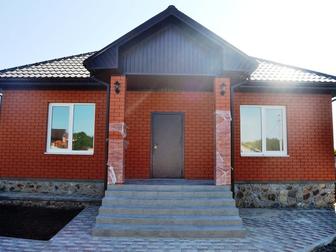 Смотреть изображение Продажа домов Город Белгород, Продам 1-эт, коттедж 120 м? (кирпич), на участке 10 сот 32301555 в Белгороде