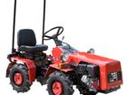 Изображение в   Преимущества мини-трактора Беларус 132Н: в Волгодонске 270000
