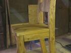 Изображение в Мебель и интерьер Столы, кресла, стулья Продам стул из натурального массива дерева в Волгограде 3500