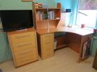 Новое изображение  Стол угл, шкаф угл, кровать 2х яр, комод 33907204 в Волгограде