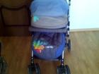 Уникальное фотографию Детские коляски Продам коляску прогулочную Capella S-802 сибирь 36917147 в Волгограде