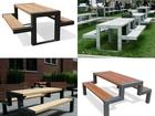 Увидеть фото Мебель для дачи и сада Садовый стол со скамейками купить в Волгограде 39810789 в Волгограде