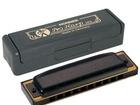 Смотреть изображение  Губная гармошка HOHNER Pro Harp - Сделано в ГЕРМАНИИ 70150803 в Волгограде