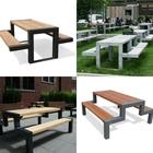 Садовый стол со скамейками купить в Волгограде
