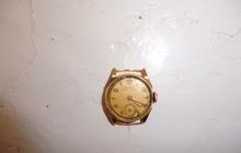 часы наручные женские золотые