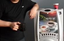 Кофейный Вендинговый мини аппарат