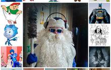 Аниматор, ведущий, дедушка мороз и снегурочка, dj
