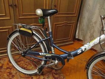 Новое изображение  транспортный складной велосипед 33713857 в Волгограде