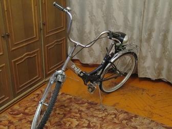 Увидеть фото  транспортный складной велосипед 33713857 в Волгограде