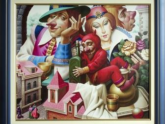 Смотреть изображение Коллекционирование Картины, репродукции Волгоградских художников и не только, 36883022 в Волгограде