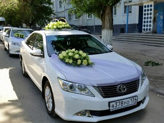 Просмотреть изображение  Авто на свадьбу, Любые кортежи и украшения 37722024 в Волгограде