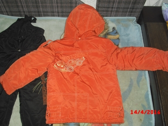 Свежее фотографию Детская одежда Костюм зимний для мальчика 122−128 см (6−8 лет) 38526394 в Волгограде