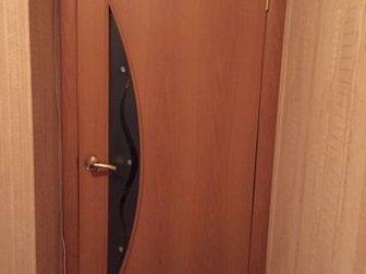 Двери межкомнатные в хорошем состоянии 2 двери 200*80 см (со стеклянной вставкой) в Волгограде