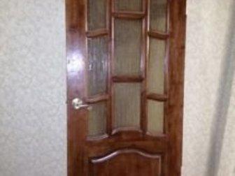 Продам деревянные межкомнатные двери,  Размер 200 на 80, Первая дверь 1000 рублей, Вторая дверь 800, БЕЗ КОРОБОК,только полотноСРОЧНО, в Волгограде