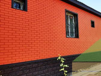 Увидеть фотографию  Фасадные панели Grand Line Кирпич клинкерный 82987525 в Волгограде