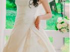 Изображение в   продам свадебное платье б/у, 42-44 размер, в Вологде 4500