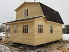 Свежее фотографию  Строительство домов и бань из профилированного бруса 34885962 в Вологде