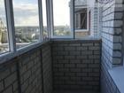 Дом построен в 2016 году. Балкон застеклн, стеклопакеты, пла