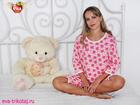 Новое фото  Домашние комплекты, сорочки от производителя, г, Иваново 60156969 в Вологде