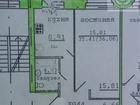 однокомнатная квартира кирпичный дом.очень маленькие коммуна