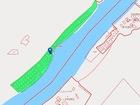 Скачать бесплатно фотографию  Участок на берегу реки 1-я линия 69688316 в Вологде