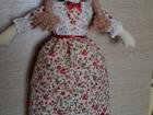 Изображение в   Текстильная кукла-пакетница ручной работы в Воронеже 350