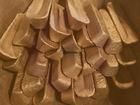 Уникальное изображение  Слиток бронзовый БрАЖМц10-3-1, 5, БрБ2, БрБНТ1,9 ГОСТ 18175-78, 38551895 в Воронеже