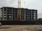 Продается однокомнатная квартира в ЖД Пароход в черновой отд