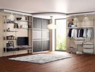 Шкафы-купе, гардеробные, кухни, мебель на заказ мебельное ателье аристо. мы изго