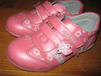 Уникальное фотографию Детская обувь туфли для девочек 37294919 в Воронеже
