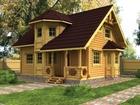 Просмотреть фото  Строительство деревянного дома 53406515 в Выборге
