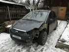 Ford C-MAX 1.6МТ, 2008, битый, 265000км