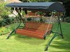 Уникальное изображение Строительные материалы Садовые качели разборные для дачи для сада 33172512 в Зарайске