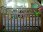 Фото в Для детей Детская мебель Продаю детскую кроватку Baby Italia Dalia. в Зеленограде 6000
