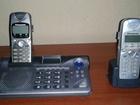 Смотреть изображение Телефоны База + две трубки panasonic 38795275 в Зеленограде