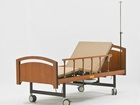 Новое фото  Кровать медицинская функциональная с электроприводом YG-2 39410067 в Зеленограде