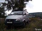 ГАЗ ГАЗель 3221 2.9МТ, 2011, микроавтобус