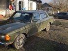Mercedes-Benz W123 3.0МТ, 1982, 252000км
