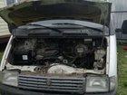 ГАЗ ГАЗель 3302 2.4МТ, 2001, фургон