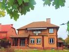 Свежее изображение Продажа домов Высокое качество Строительства, Дом 401 м2 на участке 12 соток 37239413 в Звенигороде